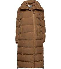 whistler down jacket fodrad rock brun just female