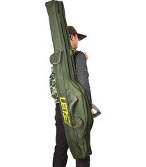100cm/150cm foldable multipurpose fishing bags fishing rod bags zipped bags case