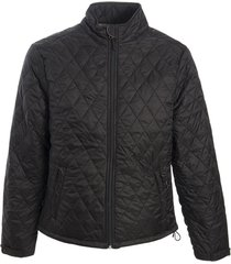 chaqueta brandet negro bosi