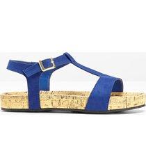 sandalo (blu) - bpc bonprix collection
