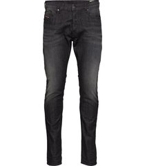 d-luster l.32 trousers slim jeans zwart diesel men