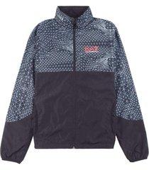 bomber jacket patterned