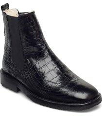 boots 4840 shoes chelsea boots svart billi bi