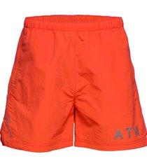 halo atw nylon shorts shorts casual orange halo