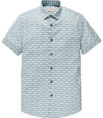 cast iron green short sleeve shirt csi 192626 5151