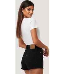 levi's shorts - black