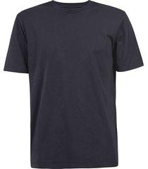 maison margiela rear logo plain t-shirt