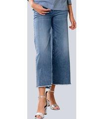 jeans alba moda blue bleached