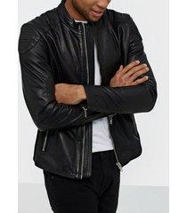 rockandblue iron jackor black