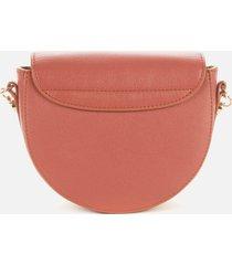 see by chloé women's mara shoulder bag - fawn brown