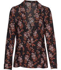 printed pyjama blazer blazer kavaj multi/mönstrad scotch & soda