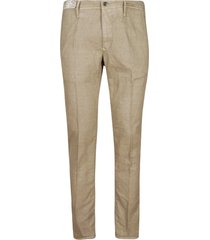 incotex low rise trousers