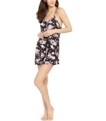 betsey johnson printed chemise nightgown