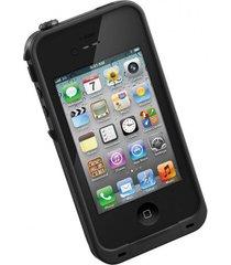 estuche lifeproof para iphone 4 y 4s - negro estuche carcasa
