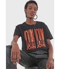 camiseta john john break preta