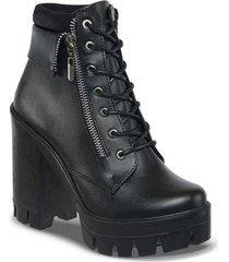 botas carole negro croydon