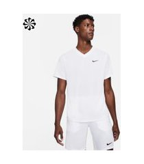 camiseta nikecourt dri-fit victory masculina