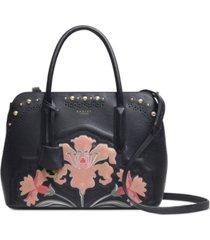 radley london liverpool street 2.0 medium leather satchel