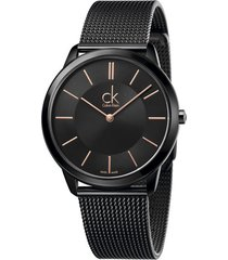 reloj calvin klein para hombre - minimal  k3m21421