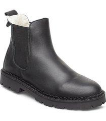 hailey chelsea warm l shoes chelsea boots svart shoe the bear