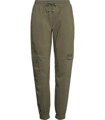 ari pant pantalon met rechte pijpen groen résumé