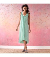 high low pj dress with lace