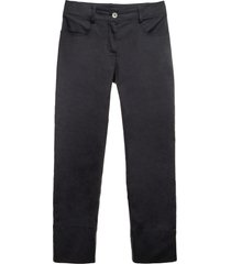 mr & mrs italy slim-fit pants for woman
