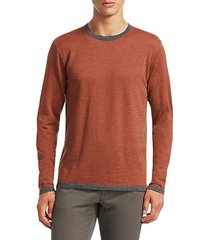collection wool pullover