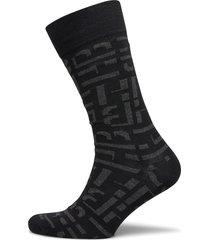 rs maxi monogram cc underwear socks regular socks svart boss