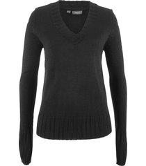 pullover (nero) - bpc bonprix collection
