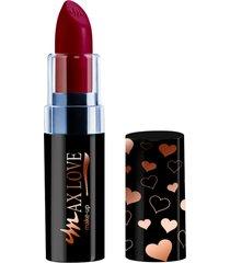 batom bastã£o love max love lv287 rosa - rosa - feminino - dafiti