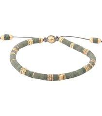 green jade zen bracelet