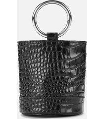 simon miller women's bonsai 15 bucket bag - black