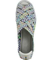 sandalett skechers grå::flerfärgad