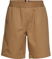 cargo short shorts casual beige hilfiger collection