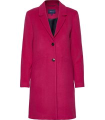 d1. classic tailored coat yllerock rock rosa gant