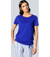 shirt alba moda royal blue