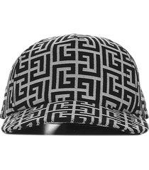 balmain paris hat