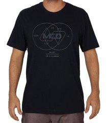 camiseta mcd regular 13 3 4 masculina