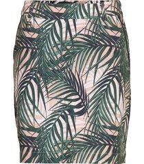 kia skort kort kjol multi/mönstrad röhnisch