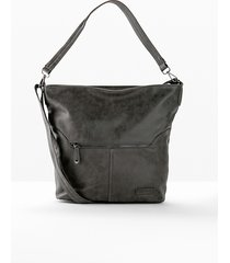 borsa a tracolla vintage (grigio) - bpc bonprix collection