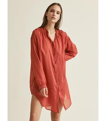 brea cotton caftan