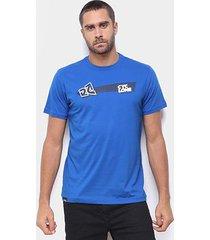 camiseta cyclone gran roque silk masculina - masculino