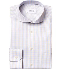 eton overhemd classif fit geruit