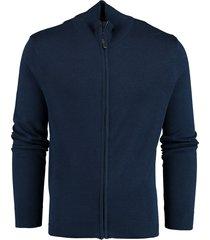 bos bright blue humbert vest uni 180902/marine