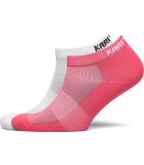skare sock 2pk lingerie socks footies/ankle socks multi/mönstrad kari traa
