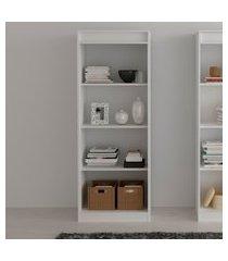 armário alto para escritório tecno mobili me4150 3 prateleiras
