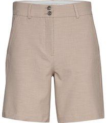 daphne 396 plaza teardrops shorts flowy shorts/casual shorts beige fiveunits