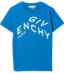 blue t-shirt teen