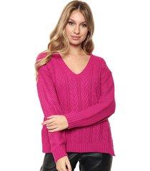 sweater fucsia nano